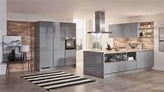 Hochglanz Küche Reinigen Mit Glasreiniger - hochwertige l k 252 che quot focus quot nobilia mit front in