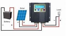 home solar power system components relemech