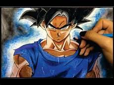 C 243 Mo Dibujar A Goku Ultra Instinct Nueva Transformaci 243 N