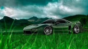Honda NSX JDM Crystal Nature Car 2014  El Tony