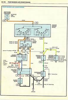85 el camino wiring diagram 1978 a c comp re wire el camino central forum chevrolet el camino forums