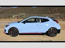 2019 Hyundai Veloster N   One Take   YouTube