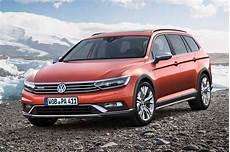 the new 2018 2019 volkswagen passat alltrack wagon for
