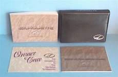 service manuals schematics 1998 oldsmobile silhouette auto manual 98 1998 oldsmobile silhouette owners manual ebay