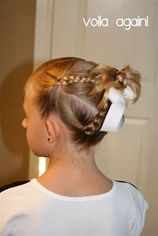 cute hairstyles for dance class 57 of the sweetest hairstyles that your daughter is sure