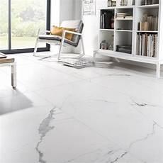 sol en marbre carrelage sol et mur blanc effet marbre rimini l 60 x l