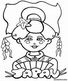 japan coloring pages coloring pages to and print