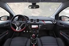 Interior Prueba Opel Adam S 1 Periodismo Motor