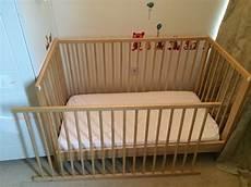 ikea cot bed gulliver birch for sale in ballsbridge