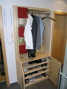 garderobenschrank mit schuhschrank 13 deutsche dekor