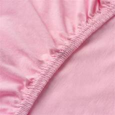 len fitted sheet for ext bed set of 2 pink ikea