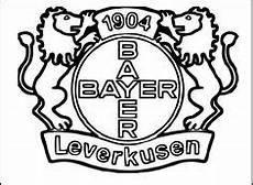 Ausmalbilder Fussball Leverkusen Fu 223 Ausmalbilder Bundesliga Ausmalbilder Zum