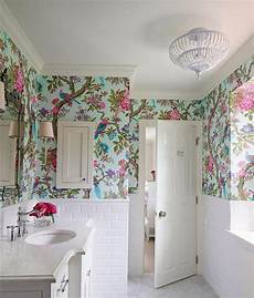 wallpaper ideas for bathrooms floral royal bathroom wallpaper ideas on small white modern bathroom home inspiring