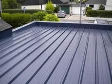 pose bac acier toit plat toiture bac acier recherche extension