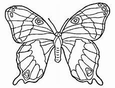 butterflies to color for children butterflies