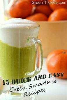 smoothie rezepte einfach green smoothie recipes 15 recipes with easy ingredients