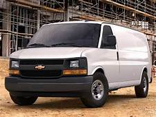 2017 Chevrolet Express 3500 Cargo  Pricing Ratings