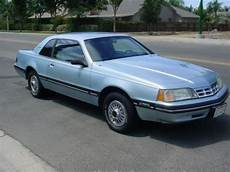 how to sell used cars 1987 ford thunderbird auto manual 1987 ford thunderbird brochure buy used 1987 ford thunderbird low original miles 5 0 v8 one owner in visalia california