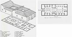 roman atrium house plan ancient rome at iowa state university studyblue