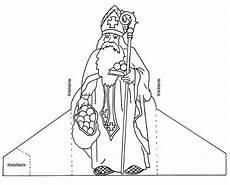 Malvorlage Bischof Nikolaus Bischof Nikolaus De Mitmachen Bischof Nikolaus