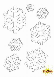 die besten ideen f 252 r malvorlagen schneeflocken beste