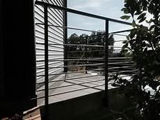 garde corps extérieur aluminium installateur de garde corps aluminium inox vitre design