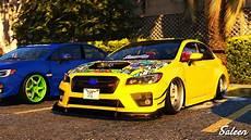 2016 Subaru Wrx Sti Replace Tuning Gta5 Mods