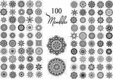 My Project Mandalas To Sketch On Behance