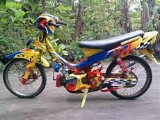 Modifikasi Motor R 2003 by Modifikasi Motor Fiz R Terbaru Keren Gagah Variasi Motor