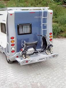 motorradträger wohnmobil 200 kg porte moto cing car linnepe smart port