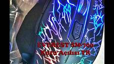 everest sm 700 gaming mouse t 252 rk 231 e
