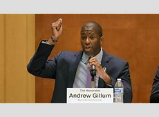 andrew gillum arrest photos
