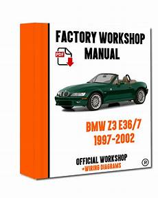 free download parts manuals 2006 bmw 650 electronic throttle control gt gt official workshop manual service repair bmw series z3 e36 7 1997 2002 7625694393165 ebay