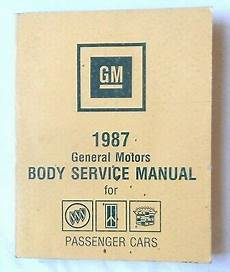 motor auto repair manual 1991 buick regal windshield wipe control 1987 cadillac buick oldsmobile body service repair manual regal grand national ebay