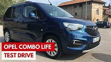 opel combo test drive in anteprima nuovo
