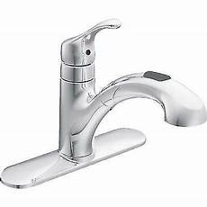 kitchen faucets for sale moen ca87316c renzo single handle pull out kitchen faucet chrome for sale ebay