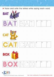 spelling worksheets for kindergarten free 22638 spelling worksheets for preschool and kindergarten