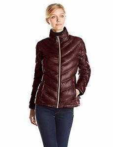 calvin klein s lightweight chevron packable jacket