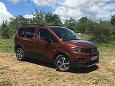 Peugeot Rifter 2018 - peugeot rifter 2018 les premi 232 res images de l essai en