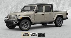 what would your dream 2020 jeep gladiator like carscoops