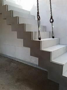 exklusive fertigteiltreppen bei treppen de treppen aus beton