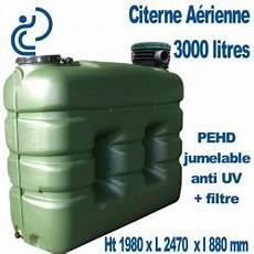 citerne de stockage eau a 233 rienne 3000 litres jumelable