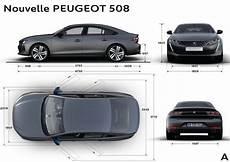 Peugeot 508 2 2018 Moteurs Et Fiches Techniques De La