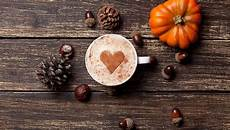 Fall Backgrounds Latte