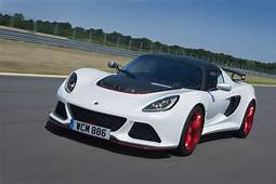Lotus Exige V6 Cup Track Car Gets Updated Limited Edition