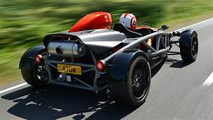 The New Ariel Atom 4 Is Fastest Yet  Top Gear