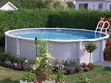 Kit Piscine Hors Sol R 233 Sine Vogue Summum Ronde 216 7 32m X 1