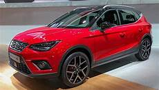 2018 seat arona review global cars brands