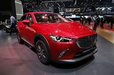 Mazda Cx 3 Les Prix Du Mod 232 Le 2017 L Argus