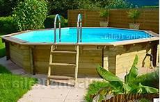 piscine hors sol en bois mon comparatif